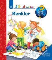 Ravensburger Minikler - Renkler (Ciltli)