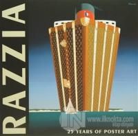 Razzia: 25 Years of Poster Art (Ciltli)