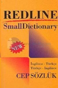 Redline Small Dictionary İngilizce-Türkçe/Türkçe-İngilizce Sözlük