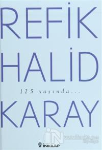 Refik Halid Karay'dan Türk Edebiyatının En Seçkin Eserleri 5 Kitap Kutulu
