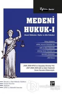 Reform Serisi Medeni Hukuk - 1 Kolektif