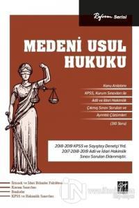 Reform Serisi Medeni Usul Hukuku Kolektif