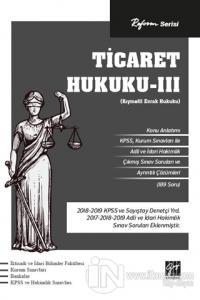 Reform Serisi Ticaret Hukuku - 3 Kolektif