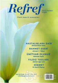 Refref İlim ve Tefekkür Dergisi Sayı: 4 Ocak-Şubat-Mart 2021