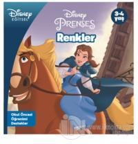 Renkler - Disney Eğitsel Prenses %20 indirimli Kolektif