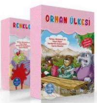 Renkler Sınıfı Orman Ülkesi Dizisi 10 Kitap