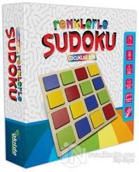 Renklerle Sudoku