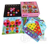 Renkli Düğmeler