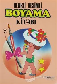 Renkli Resimli Boyama Kitabı 7