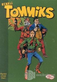 Renkli Tommiks 1-7 Özel Seri (7 Dergi Takım)