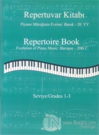 Repertuvar Kitabı - Repertoire Book