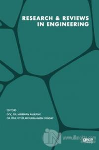 Research and Reviews in Engineering