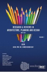 Research Reviews in Architecture, Planning and Design, May Volume 2