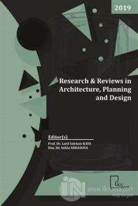 Research Reviews in Architecture, Planning and Design Kolektif