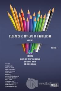Research Reviews in Engineering, May Volume 2 Belma Hasdemir