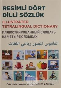 Resimli Dört Dilli Sözlük