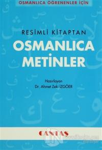 Resimli Kitaptan Osmanlıca Metinler