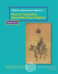 Resimli Taşbaskısı Nasreddin Hoca Kitapları