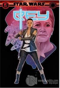 Rey - Star Wars: Direniş Çağı Tom Taylor