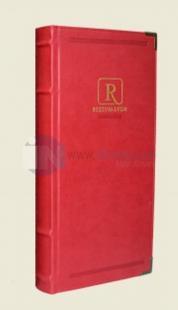 Rezervasyon 1733 (Kırmızı Kapak)