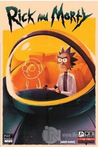 Rick and Morty 29 Zac Gorman