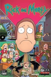 Rick and Morty 36 Zac Gorman