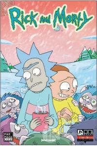 Rick and Morty 8 %25 indirimli Zac Gorman