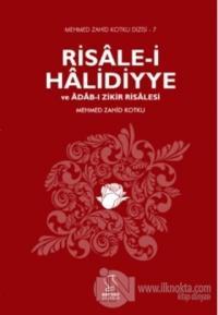 Risale-i Halidiyye ve Adab-ı Zikir Risalesi