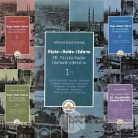 Riyaz-ı Belde-i Edirne Seti (5 Cilt Takım) (Ciltli) %10 indirimli Ahme