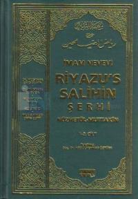 Riyazu's Salihin Şerhi Nüzhetül - Muttakin (Orta Boy - Yeşil Kapak)