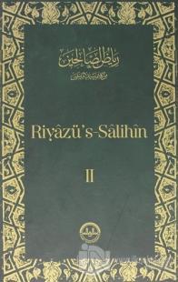 Riyaz'üs Salihin Cilt: 2 (Ciltli)