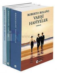Roberto Bolano Seti - 3 Kitap Takım