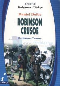 Robinson Crusoe (İtalyanca - Türkçe)
