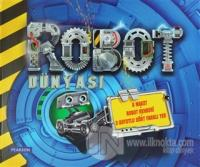 Robot Dünyası (Ciltli) %15 indirimli Clare Hibbert
