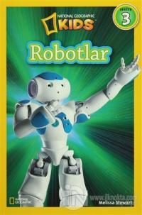 Robotlar (Readers 3)