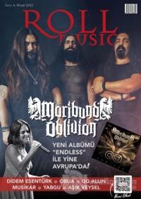 Roll Music Dergisi Sayı: 6 Mart 2021