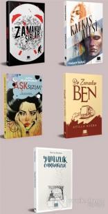 Roman Seti (5 Kitap Takım)