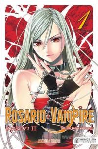 Rosario + Vampire - Tılsımlı Kolye ve Vampir - Sezon 2 Cilt 1