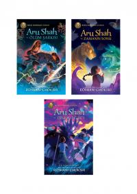 Roshani Chokshi 3 Kitap Takım