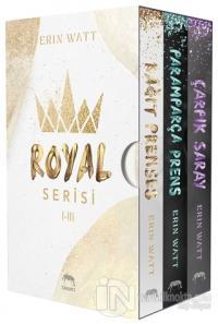 Royal Serisi (3 Kitap Kutulu Set Takım) Erin Watt