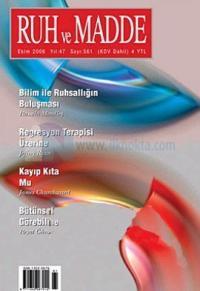 Ruh ve Madde Dergisi Sayı: 561