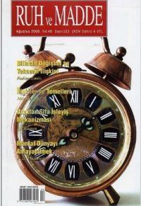 Ruh ve Madde Dergisi Sayı: 583