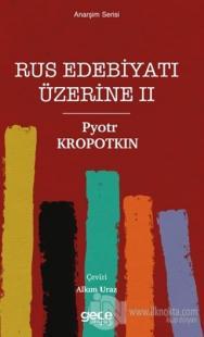 Rus Edebiyatı Üzerine 2
