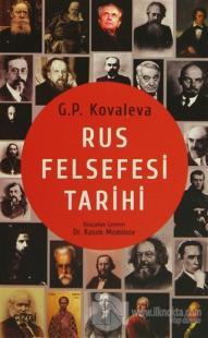 Rus Felsefesi Tarihi Galina Petrovna Kovaleva