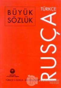 Rusça Büyük Sözlük Türkçe - Rusça 48.000 Kelime (Ciltli)