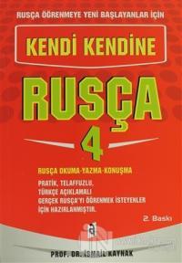 Rusça Öğrenmeye Yeni Başlayanlar İçin - Kendi Kendine Rusça 4