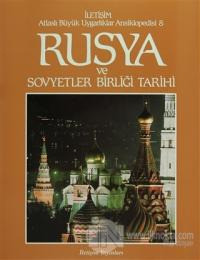 Rusya ve Sovyetler Birliği Tarihi (Ciltli)