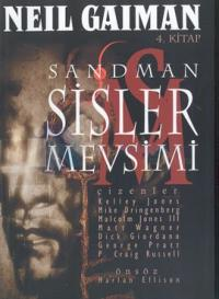Sandman-Sisler Mevsimi 4.kitap(Poster Hediyeli)