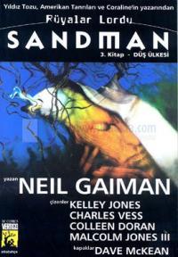 Sandman-Düşler Evi 3.kitap