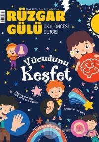 Rüzgargülü Okul Öncesi Dergisi Sayı 1 (Ocak 2021) Kolektif